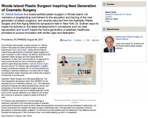 plastic, surgeon, surgery, cosmetic, providence, rhode, island,